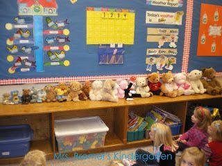 Mrs. Bremer's Kindergarten: sorting activities