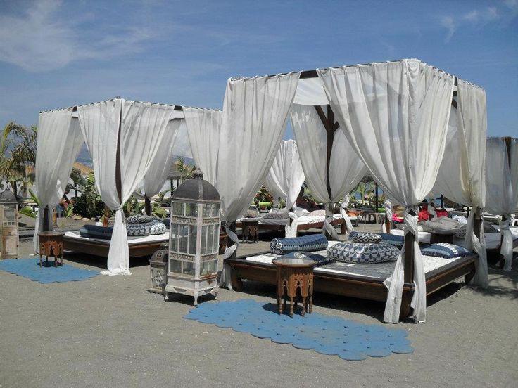 Strand Andalusie Tapas Spanje