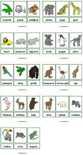 thema dierentuin - Google zoeken