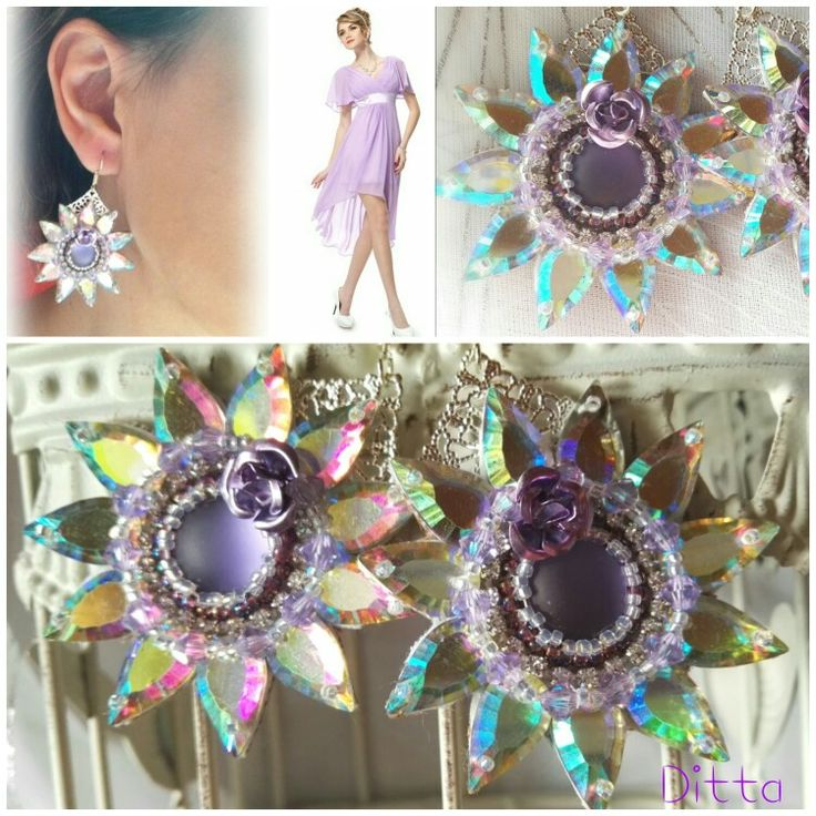 Dajani - handmade earrings