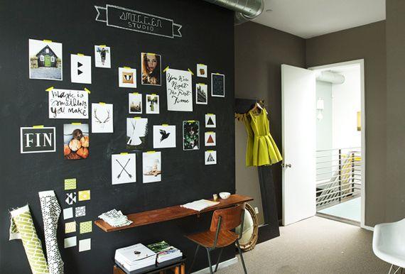 Spaces // Sarah Sherman Samuel | Eva Black Design