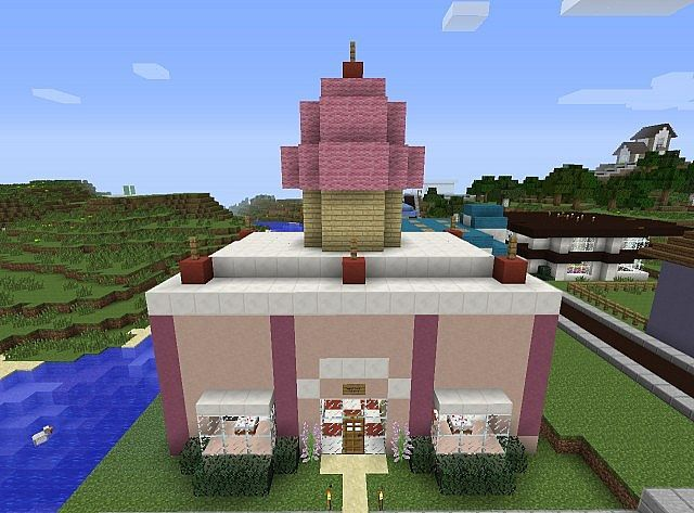 25 best ideas about minecraft bakery on pinterest for Explore craft survival pe