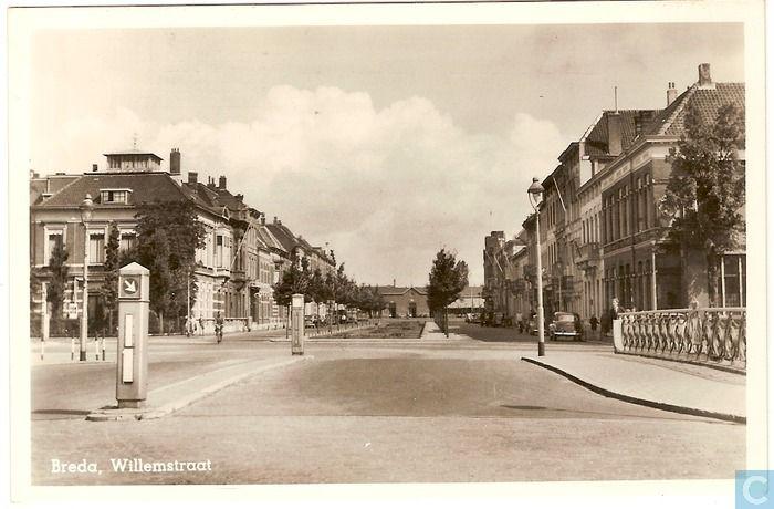 Breda - willemstraat.