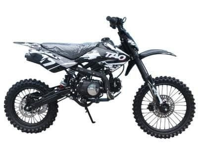 Taotao DB17 125cc Dirt Bike for Kids Cheap Dirt Bikes for Sale White