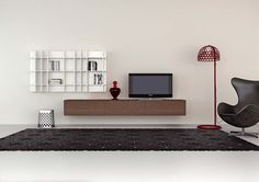 All Wall Hung - Fitted Bedroom Furniture | Wardrobes UK | Lawrence Walsh Furniture