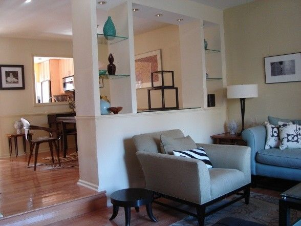 14 best room dividers images on pinterest   half walls, kitchen