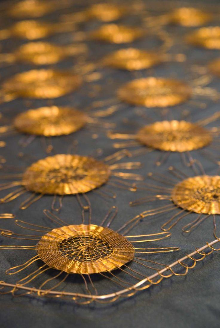 Sun Tenerife - wire Drôtená slniečková tenerifa vo veľkosti obrusu