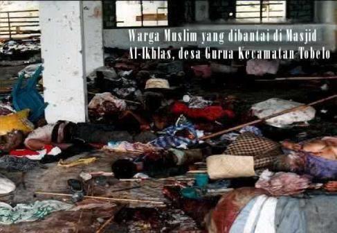 Mengenang Tragedi Pembantaian Umat Islam Maluku Oleh Anggota Gerakan Separatis Salibis Kristian (Idul Fitri Berdarah) | The Wheel Of Fortuna.Com