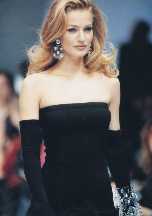 14 best images about Models -Karen Mulder on Pinterest ...