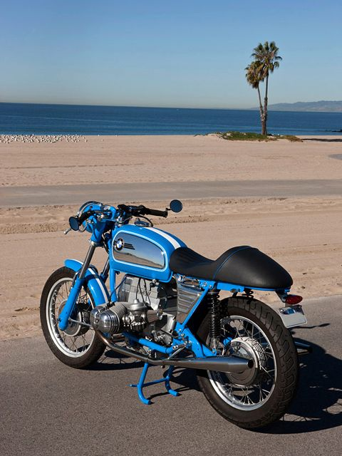 bmw r60 5 cafe racer amazing cars boys and beaches. Black Bedroom Furniture Sets. Home Design Ideas