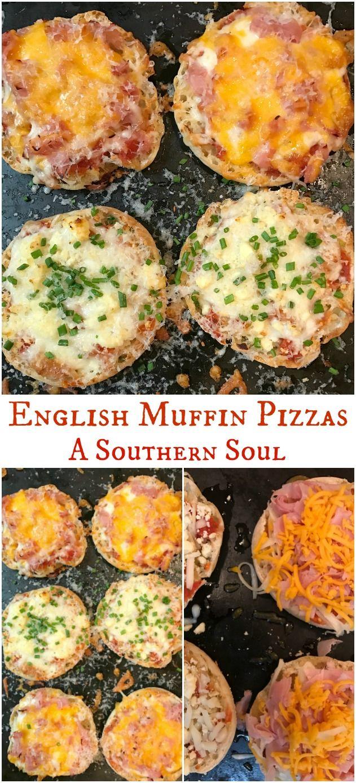 Best 25 english muffin pizza ideas on pinterest healthy english english muffin pizzas forumfinder Choice Image