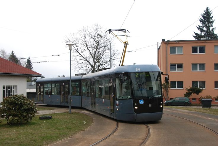 Tramvaj EVO2 v Liberci  #Liberec #tram #ČR