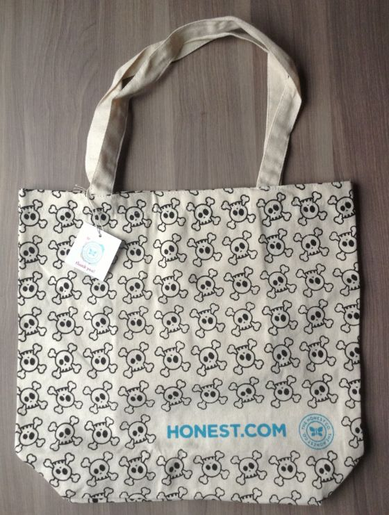 Honest Company Review & $10 Coupon - October 2013