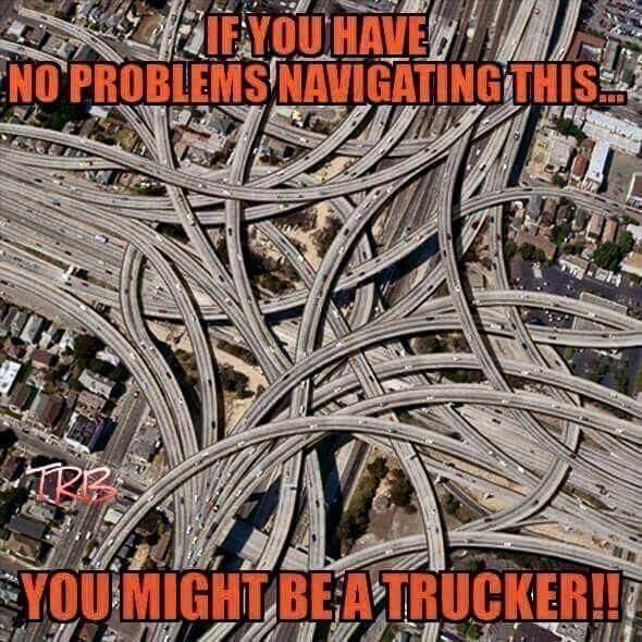 Piece of Cake! Right??? #Trucking #Truckers #NextTruck