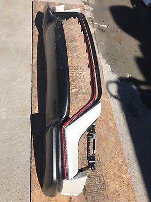 2013 2014 2015 NISSAN JUKE NISMO RS FRONT LOWER VALANCE 62026-3YW4H