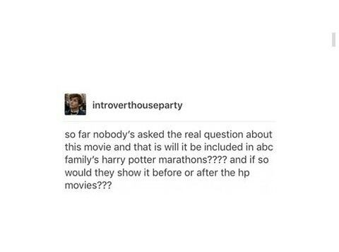 They would put it before the HARRY potter movies since it is set in the 1920's, Before Harry was even thought of.
