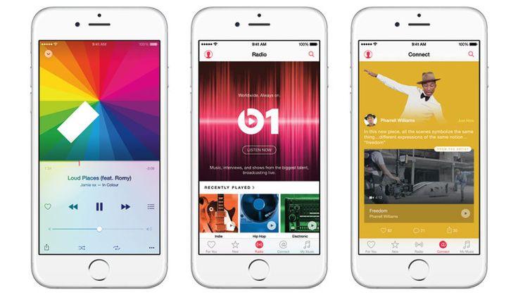 WWDC: Apple präsentiert iOS 9, Apple Music & neues Mac OS X