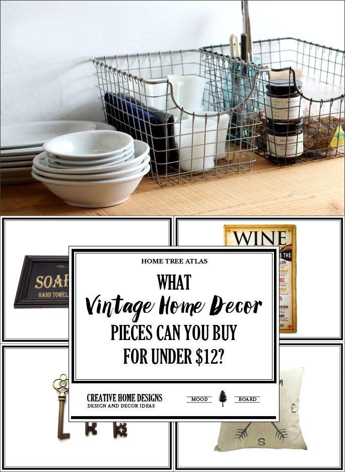 86 best Vintage Home Decor Ideas images on Pinterest Home