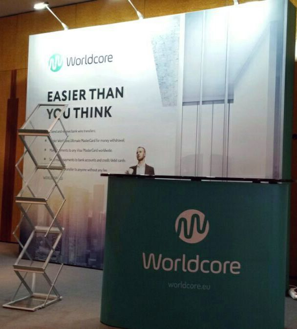 Worldcore at Phoenix #fintech conference in Prague, June 9-10 #worldcore #fintech2016 #Prague #finance