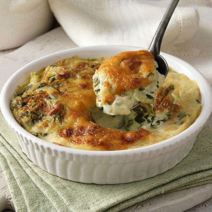 Découvrez la recette lasagnes aux épinards, thon et fromage de chèvre sur cuisineactuelle.fr.