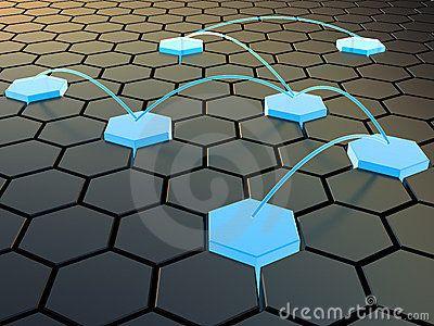 La radio celular de telefonía móvil ofrece servicio mediante el empleo de una red de sitios celulares distribuida sobre un área amplia.