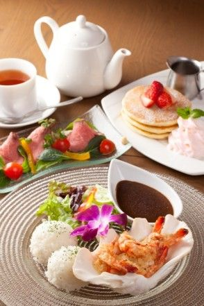 箕面にあるハワイアンレストラン、サンマハロ(Sun Mahalo)