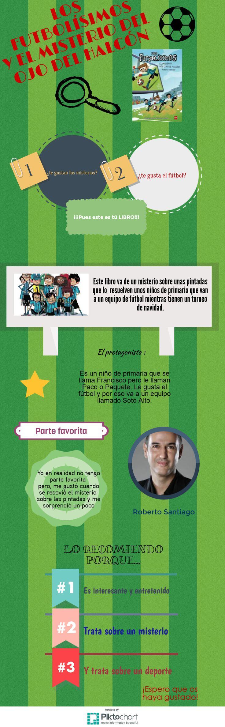 Infolectura, Los futbolísimos, por Mireia