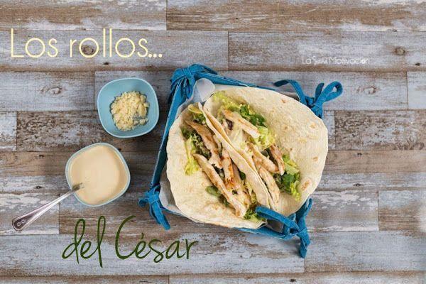 Los rollos del César: una receta sana, deliciosa y rápida