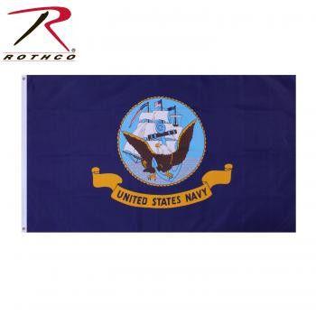 US Navy Flag 3 X 5 Polyester Flag