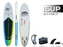 Stand Up Paddle Board aufblasbar im VergleichNalupro.com