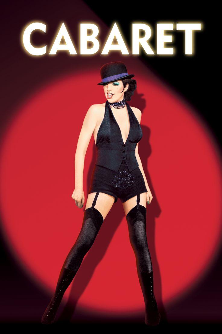 Cabaret Movie Poster - Fritz Wepper, Helmut Griem, Joel Grey  #Cabaret, #FritzWepper, #HelmutGriem, #JoelGrey, #BobFosse, #Musicals, #Art, #Film, #Movie, #Poster