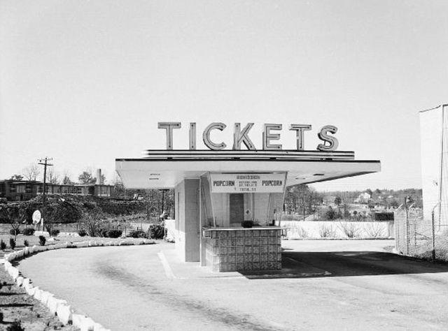 Drive In Movie Theaters 1960 | Stewart Drive-In in Atlanta, GA - Cinema Treasures