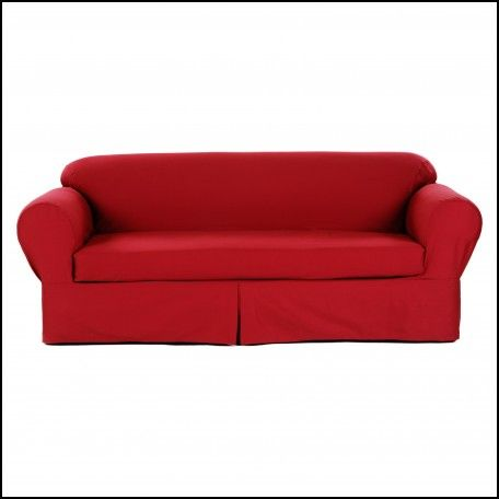 Red Slipcovers for sofas