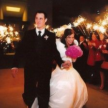 36 Inch Wedding Sparklers With Free Shipping Weddingsparklers Weddingsendoff Sparklerexit