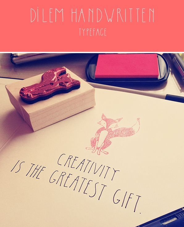 21 Beautiful Free Handwritten Fonts For Your Inspiration