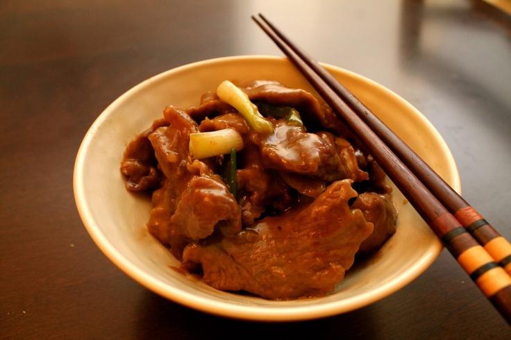 Crunchy Mama's Ginger Scallion Beef (Paleo, Gluten-Free) - Crunchy ...