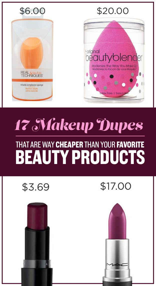 Dupes For Kylie Jenner Lipstick: 17 Makeup Dupes That Are Way Cheaper And Just As Awesome