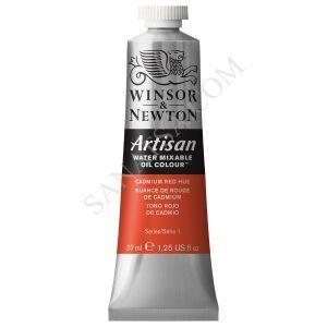 Winsor & Newton Artisan Su ile Karışabilen Yağlı Boya 095 Cadmium Red Hue