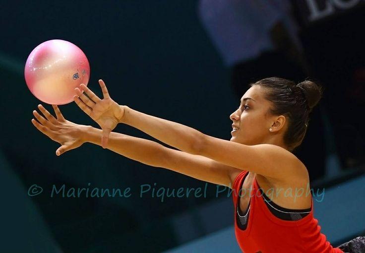 Natalia Garcia rhythmic gymnastics