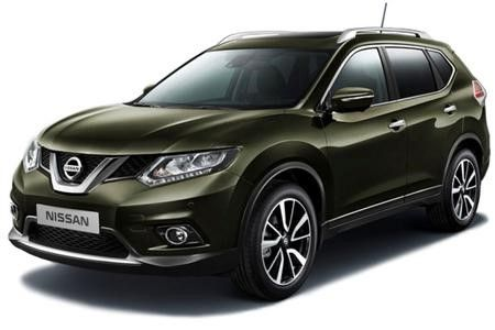 Nissan X-Trail Large SUV http://www.mycargossip.com/car-reviews.php?pid=388&name=nissan-x-trail-best-family-large-suv