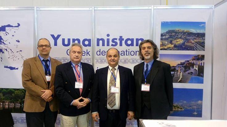 Greece Tourism Reaches Out to Azerbaijan Market