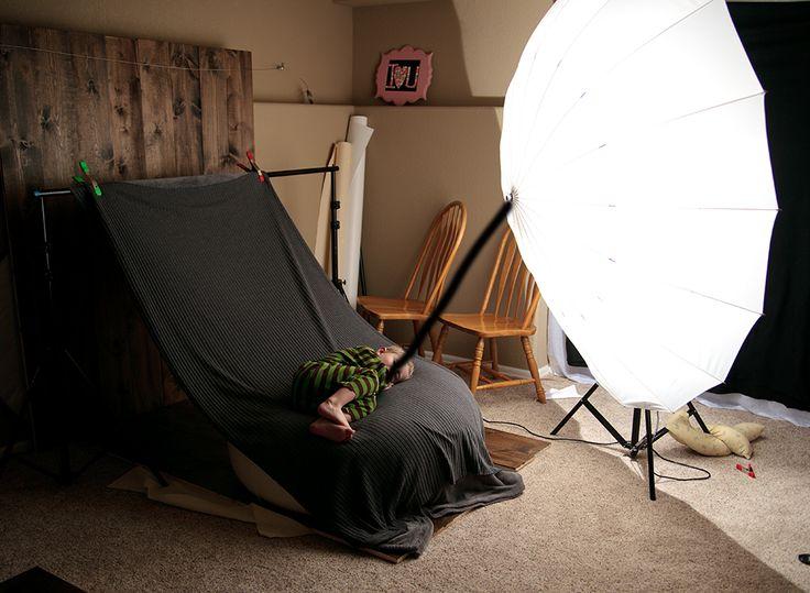 Studio lighting amanda wermers photography