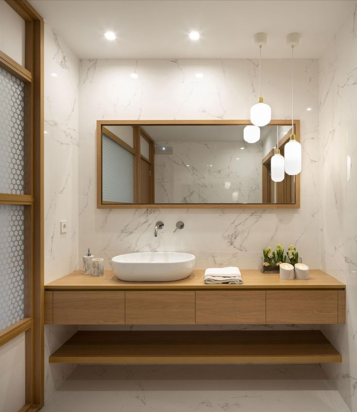 Diseño de oficinas en madera y blanco, en Navarra ...