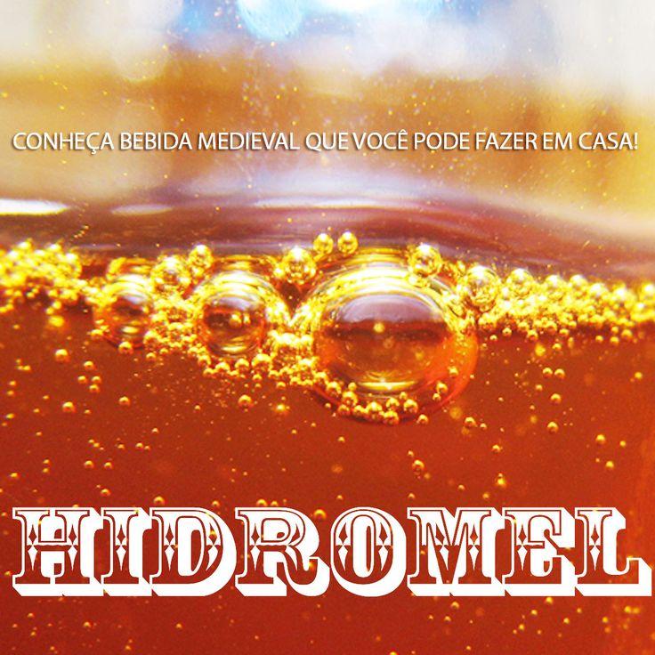 Como fazer Hidromel. Conheça um pouco mais dessa bebida medieval destilada do mel.