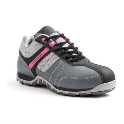 Terra Size 10 Womens Steel Toe Work Boot