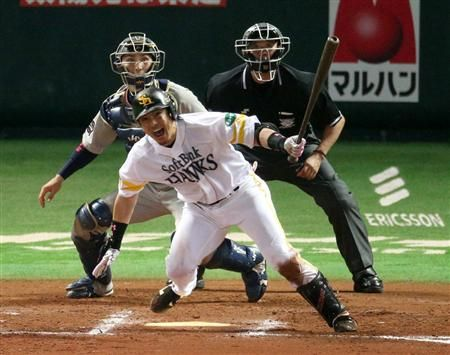 Nobuhiro Matsuda (Fukuoka SoftBank Hawks)