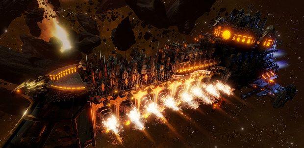 Focus interactive Battlefleet Gothic: Armada - Google Search