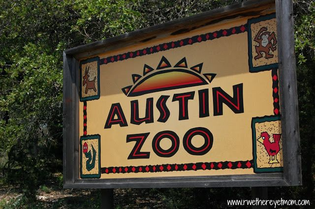 Austin Zoo ~ Austin, Texas - R We There Yet Mom? | Family Travel for Texas and beyond...