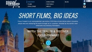 Vimeo debuts Focus Forward, a film series about the big ideas in tech
