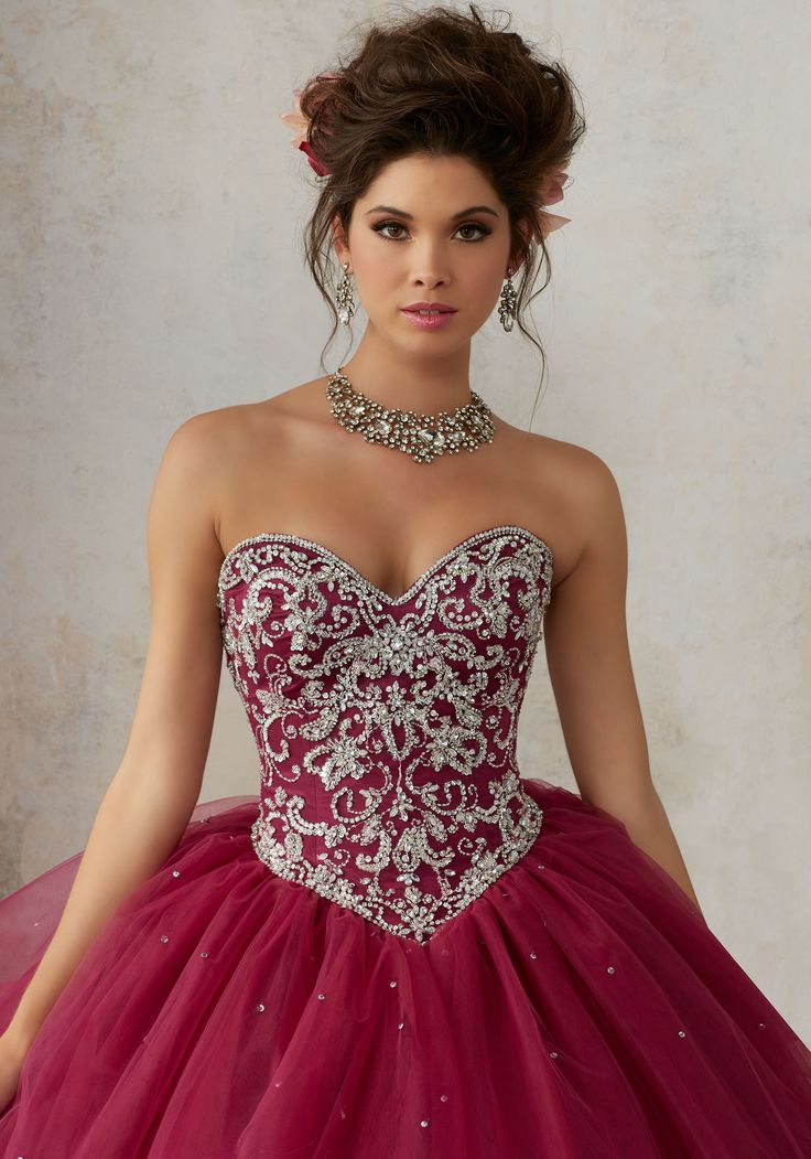 Morilee Quinceanera Dresses Style Number 89128 Jeweled